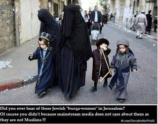 Niqabi Jew