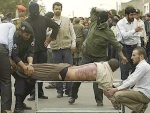 public-flogging-in-iran